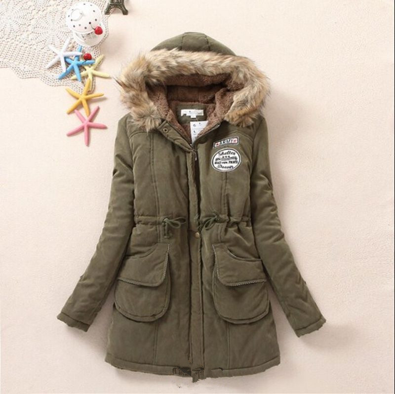 Online Get Cheap Military Style Winter Coat -Aliexpress.com ...