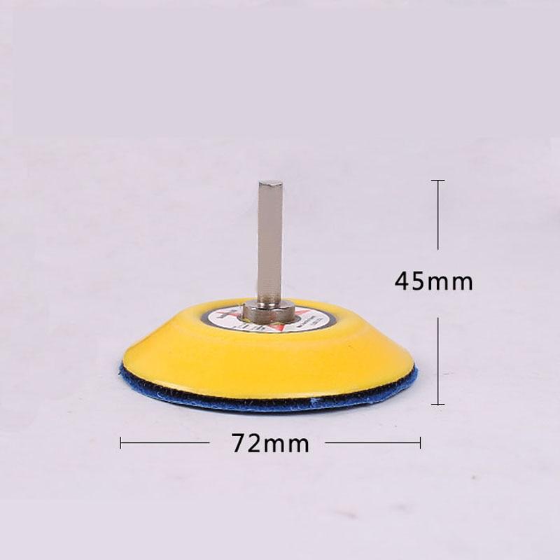 2 tolli 3 tolli Abrasiivpadi isekleepuv salv HILDA Dremel 5 Millise - Abrasiivtööriistad - Foto 4