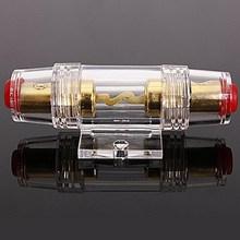 1 шт. IMC аудио 80Amp встроенный AGU Держатель предохранителя и предохранитель подходит 4 8 10 калибр провода VEK96