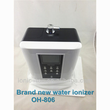 Free shipping White Color Alkaline Water Ionizer OH-806-3H make alkaline water for better life