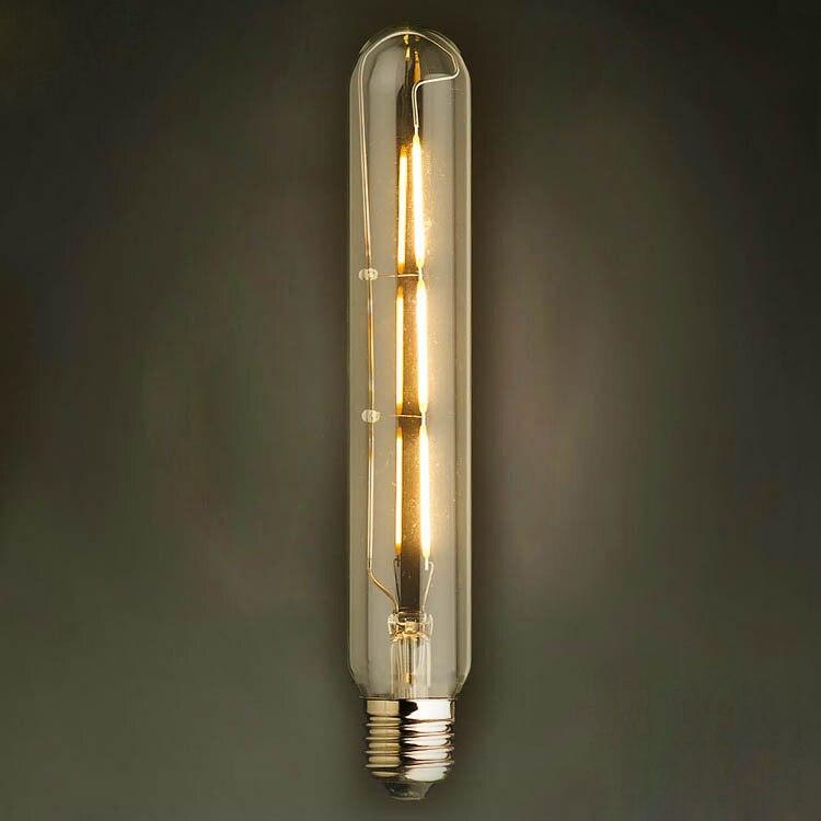 LightInBox T185 AC 220-240 V 3 W Rétro LED Filament Lumière ampoule E27 À Incandescence Vintage Edison Ampoule LED