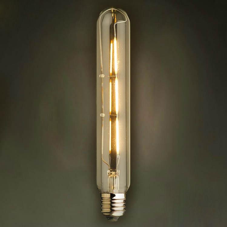 LightInBox T185 AC 220-240V 3W Retro LED Filament Light bulb E27 Incandescent Vintage Edison LED Bulb 5pcs e27 led bulb 2w 4w 6w vintage cold white warm white edison lamp g45 led filament decorative bulb ac 220v 240v
