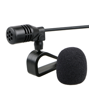 Image 3 - Car Audio Microphone 3.5mm Clip Jack Plug Mic Stereo Mini Wired External Microphone For Auto DVD Radio 3m Long Professionals