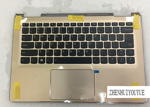 NEW original FOR Lenovo YOGA 710-14IKB yoga710 14 ISK C cover keyboard
