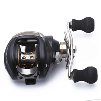 2016 New Sale High Quality Durable Baitcasting Stainless Plastic Fishing Reel Ball Bearing Hand 11 1