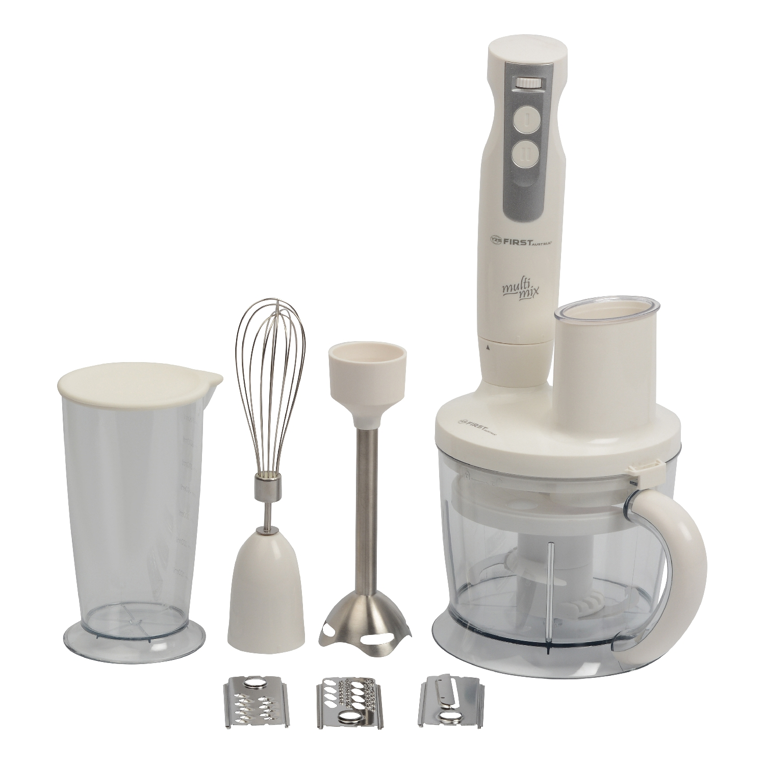 Immersion blender FIRST FA-5273-1 White/silver kingcamp 4291 airporter