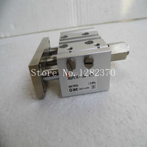 [SA] Japan genuine original special sales SMC cylinder MGPL16-10A-XC8 spot[SA] Japan genuine original special sales SMC cylinder MGPL16-10A-XC8 spot