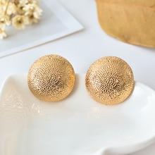 Hot Lovely Wedding golden Big Imitation Ear Cuff Jewelry Clip On Earring for Women Girls Bridal Cartilage Non Pierced