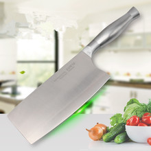 Free Shipping FAWN Household Stainless Steel Kitchen Slicing Meat Cutting Bone Dual-purpose Knife Chef Multifunctional Knives