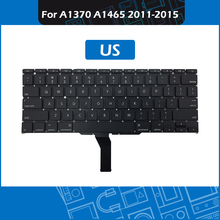 10pcs/Lot A1370 A1465 Replacement Keyboard US Layout for Macbook Air 11″ A1370 A1465 Keyboard 2011-2015 Year