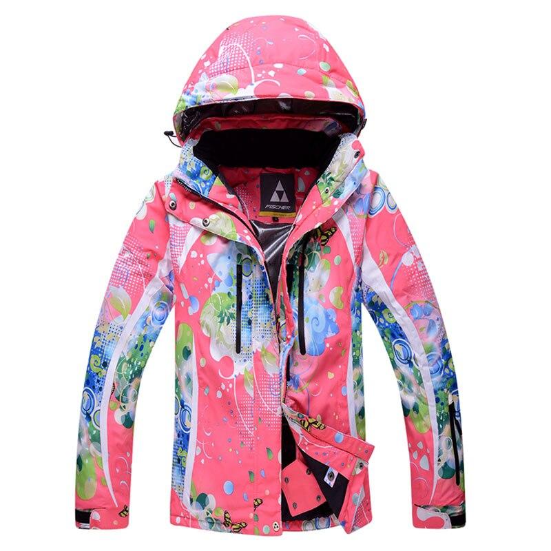 Prix pour Livraison gratuite note conseil ski veste femme à l'extérieur en hiver alpinisme épais coupe-vent imperméable veste chaude femmes