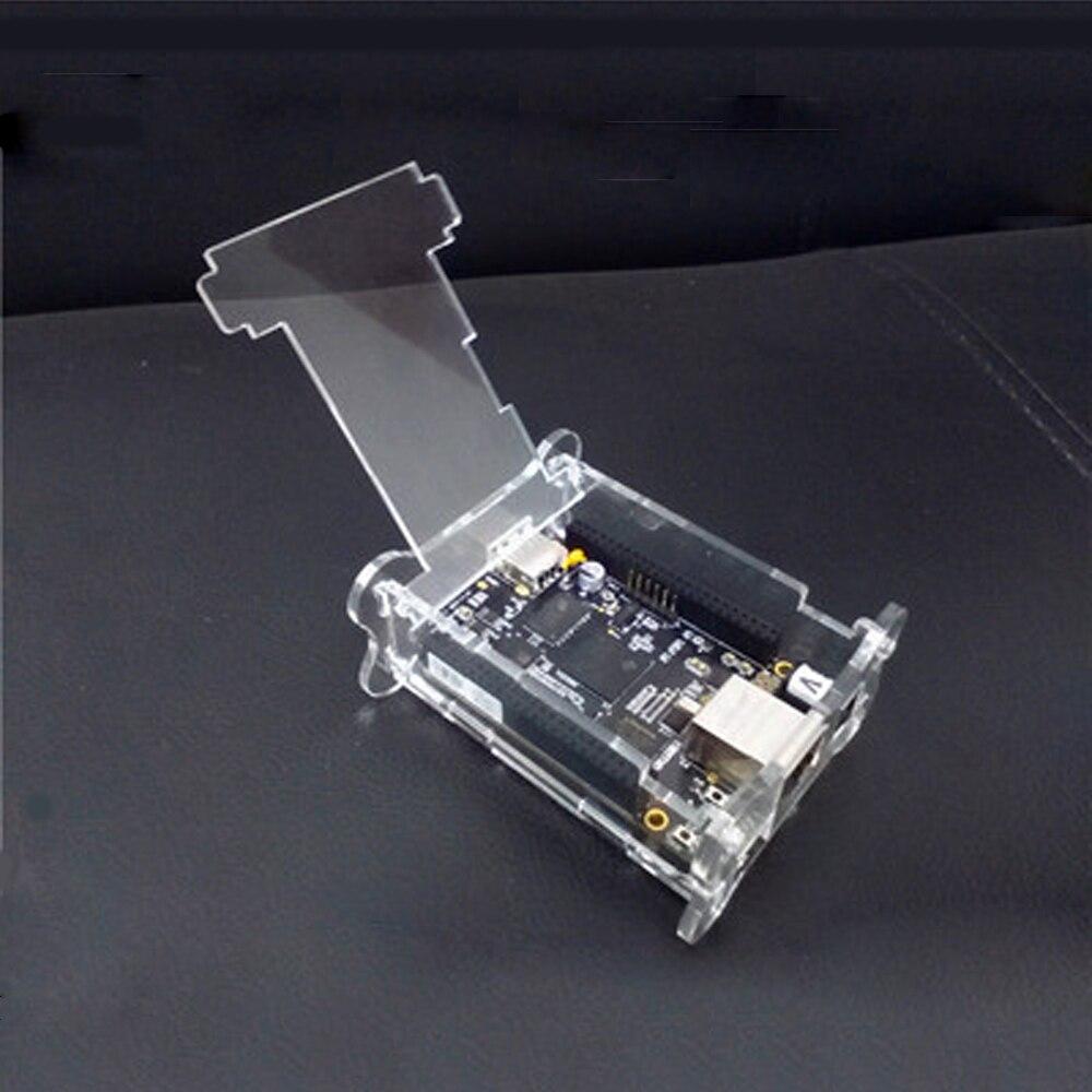 BeagleBone Black/BB Black Shell Acrylic Box for BeagleBone Black/BB black free shipping