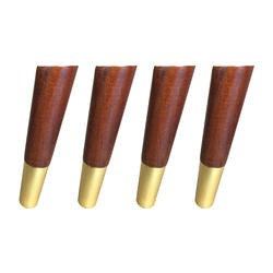 4,7x18,5x2,5 см резиновые ножки древесины простой Стиль Диагональ боковые крепления мебель ноги Таблица ножки для тумбы с гладить пластины и