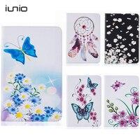For IPad Mini 4 Case Luxury PU Leather Magnetic Case For IPad Mini 4 Cover Fashion
