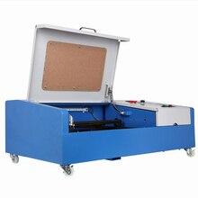 300x200 мм станок для резки древесины 40 Вт CO2 станок для лазерной гравировки и резки