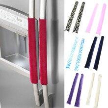 A Pair Refrigerator Handle Cover Kitchen Appliance Refrigera