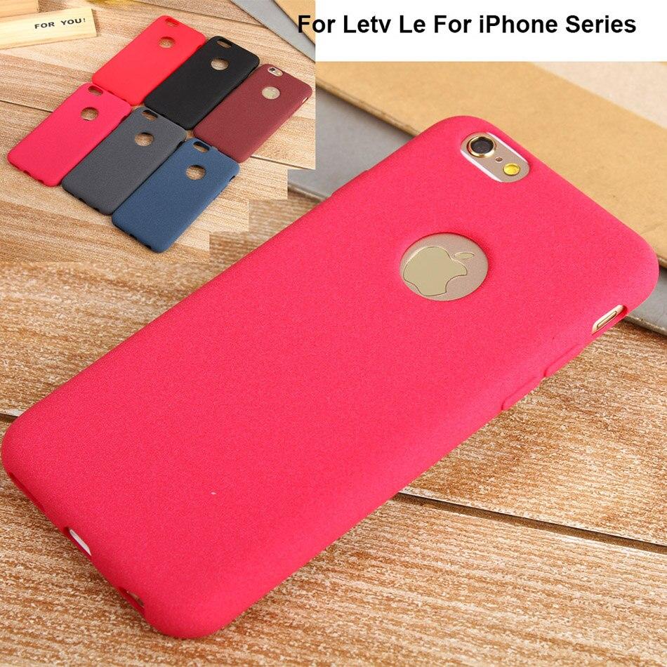 B18 Plush Feel For iPhone 7 Plus Soft TPU Matte Cover For Letv Le LeEco 2S Max 2 Pro 3 X ...