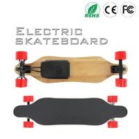 Doul Motors Electrico Four Wheels Mini Longboard Skateboard Hoverboard Long board Scooter Board Samsung Battery