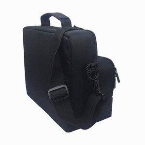 Image 4 - Multifunction Traveling Carry Bag Case for Xbox One X/S Handbag Shoulder bag with Strap Game disc Holder