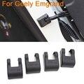 4 unids/lote Car styling Cubierta de Protección de la Puerta Control Arm Para Geely EC7 Emgrand EC7-RV EC8