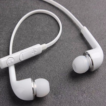 3.5mm In-Ear Earphones With Mic & Remote Volume Control For Samsung Galaxy S6 i9800 S6 Xiaomi iPhone HTC