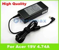 19V 4.74A  90W Laptop charger AC power adapter for Acer Aspire 5540 5541 5541G 5542G 5543 5545 5550 5551