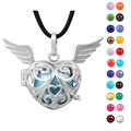 2016 Angel Wing Pendant Harmony Jewelry Flaoting Locket Mini Ball Harmony Musical Angel Caller Bijoux Chime Maternity Gift