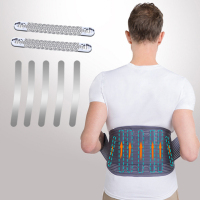 S 3XL Adjustable Waist Belt Lumbar Support Men and Women Back Waist Support Brace Double Banded Lumbar Support