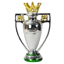 Champions League Trophy Premier league Model 32cm Height Fans Souvenirs Trophy Soccer Souvenirs Collectibles 2019 Hot Sale 28cm height champion trophy resin afc champions league trophy model fans souvenirs trophy soccer souvenirs collectibles 2019