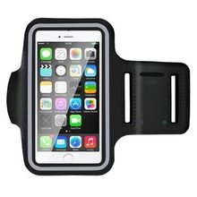Waterproof Armband Running GYM sport phone bag case For Gionee Lenovo ZTE Nubia OnePlus Arm Band Mobile cell phones Pouch(China)