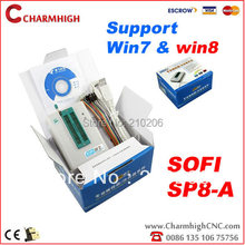 Free Shipping Sofi SP8 A support win7 win8 high speed usb programmer 93 24 25 BR90
