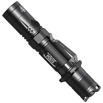2020 NITECORE P12GTS Without Battery Ultra Compact Tactical Searchlight 1800Lumen CREE XHP35 HD LED Flashlight Hunting wholesale