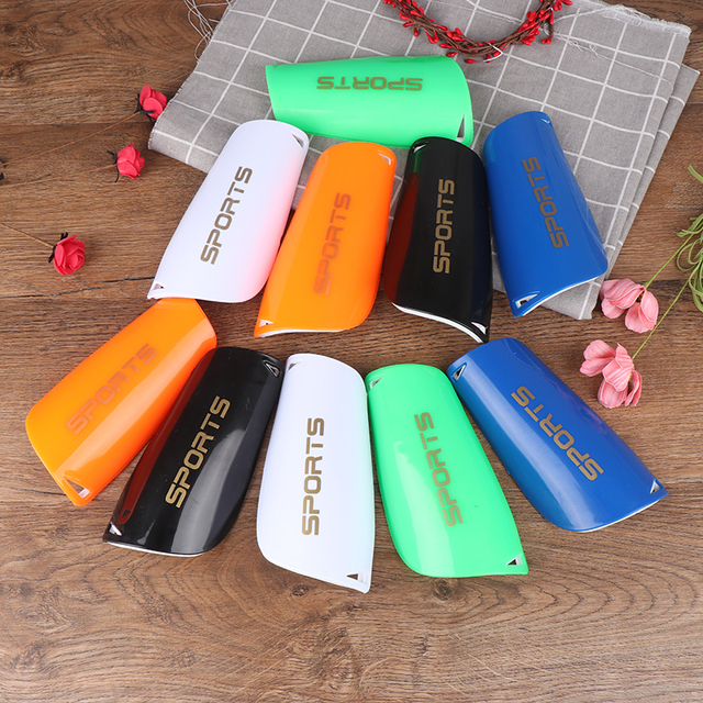 1 Pair Soccer Shin Guards Pads For Kids Football Shin Pads Leg Sleeves Soccer Shin Pads Kids Knee Support Sock