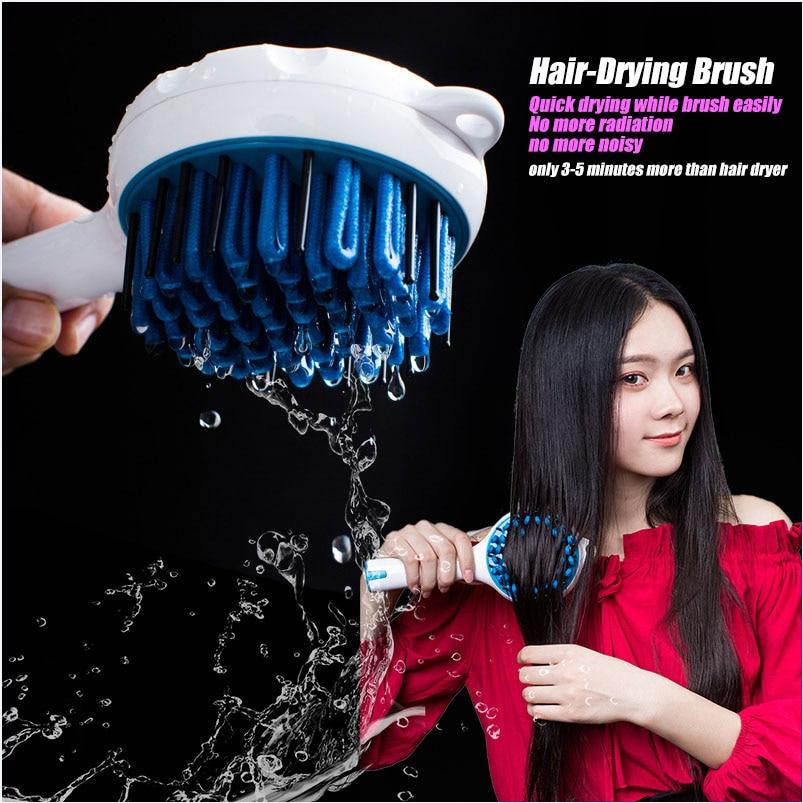 hair drying brush