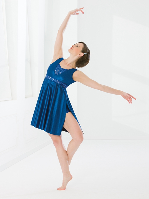 Платье для танца модерн фото