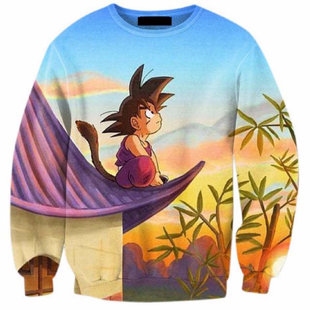 Dragon Ball Z Sweatshirt ( 23 models)