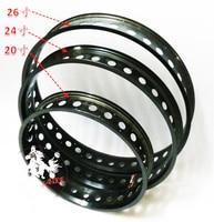 aluminum alloy 85 mm 36 hole 20 24 26 4.0 inch snow fat bike rim