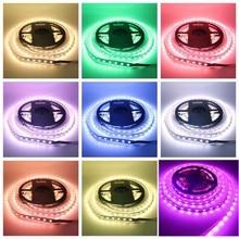 Led Light strip 5050 300Leds 5m  RGBW/RGBWW 4 in 1 LED DC24V waterproof light Strip Festive party decoration lights 8.14