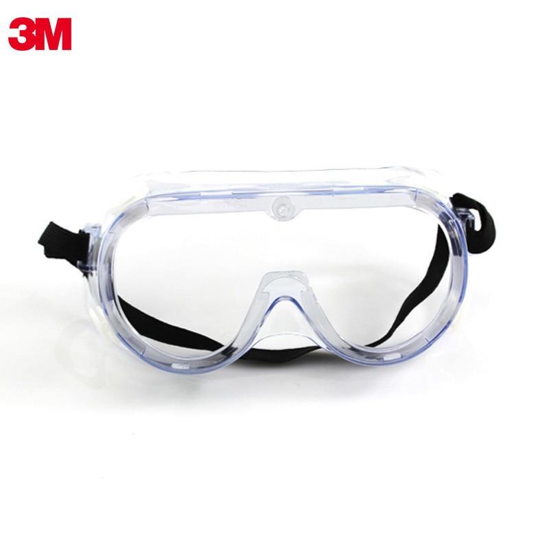 3m mask glasses