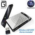 MINI DVB-S2 SR2525HD Sunplus1507 H.265 Chipset receptor de Satélite com 1 Anos a Europa Conta CCcam Youporn Youtube Apoiado STB
