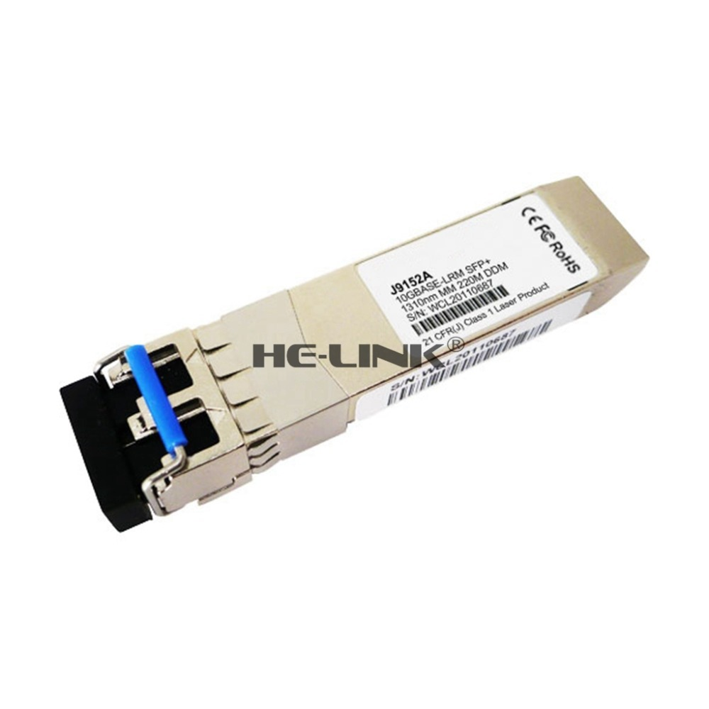 LC LRMTransceiver Used in excellent conditions HP J9152A X132 10G SFP