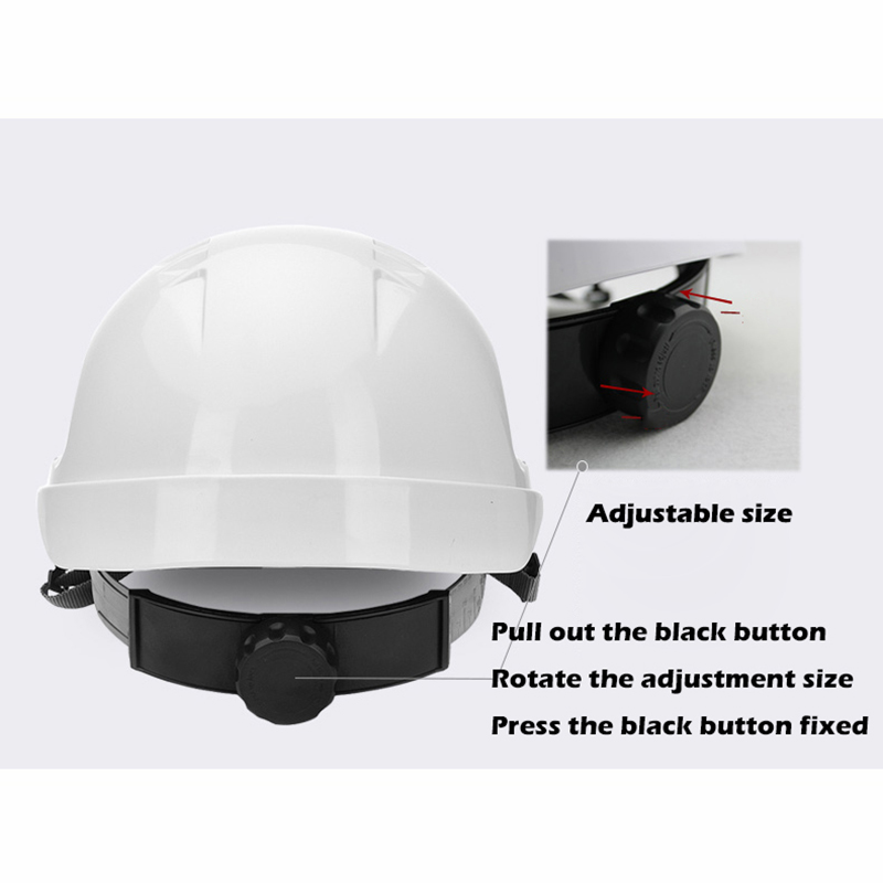 Arbeitsplatz Sicherheit Liefert Sicherheit Harte Hüte Atmungsaktive Bau Arbeit Schutzhelme Abs Isolierung Material Schützen Rettungs Helme