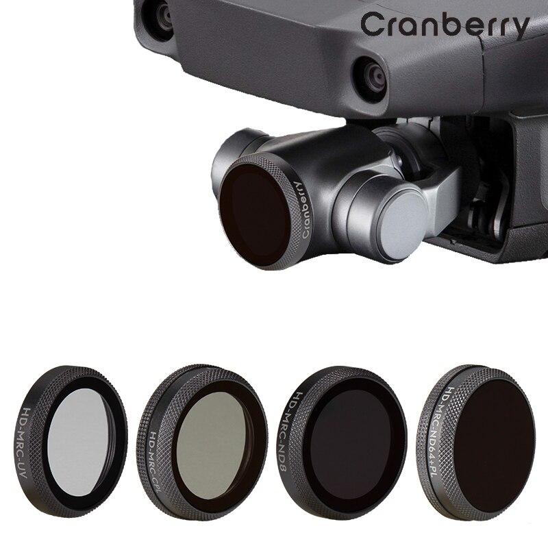 MC CPL UV ND Camera Lens Filter for DJI Phantom 3 Phantom 4 Professional 4K HD
