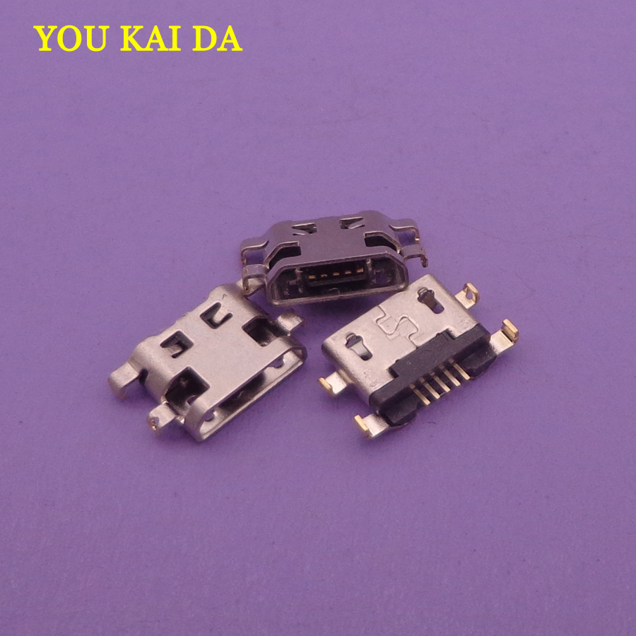 50pcs usb charger charge charging Port plug dock Connector For Nokia <font><b>3</b></font> TA-1020 TA-1032 <font><b>5</b></font> TA-1053 TA-1021 TA-1024 2 TA-1029 <font><b>jack</b></font> image