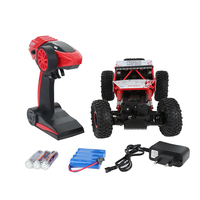 RC Car 1801 3 2 4G Off Road 4WD Mountain Climbing Toy Car Explosion Remote Control