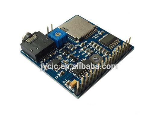 Voice playback module, MP3 voice prompts, voice broadcast device free shipping 5pcs lot isd1420s 1420s isd1420p 1420p isd voice recording playback device new original
