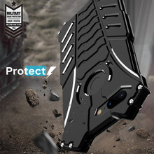 Oneplus 5t R JUST BATMAN Series Luxury Doom Heavy Duty Armor Metal Aluminum Case For One Plus Oneplus 5t Oneplus 5 t Bags