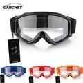 CARCHET Motocross Glasses Goggles Motorcycle Bike Helmet Goggles Anti Wind Eye Protection Glasses Goggle Blue Red Black Orange