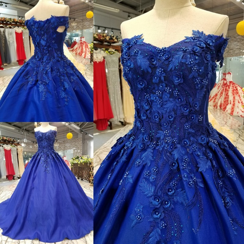 Silk Taffeta Wedding Gowns: 2019 New Korean Silk Taffeta Wedding Dress Off Shoulder