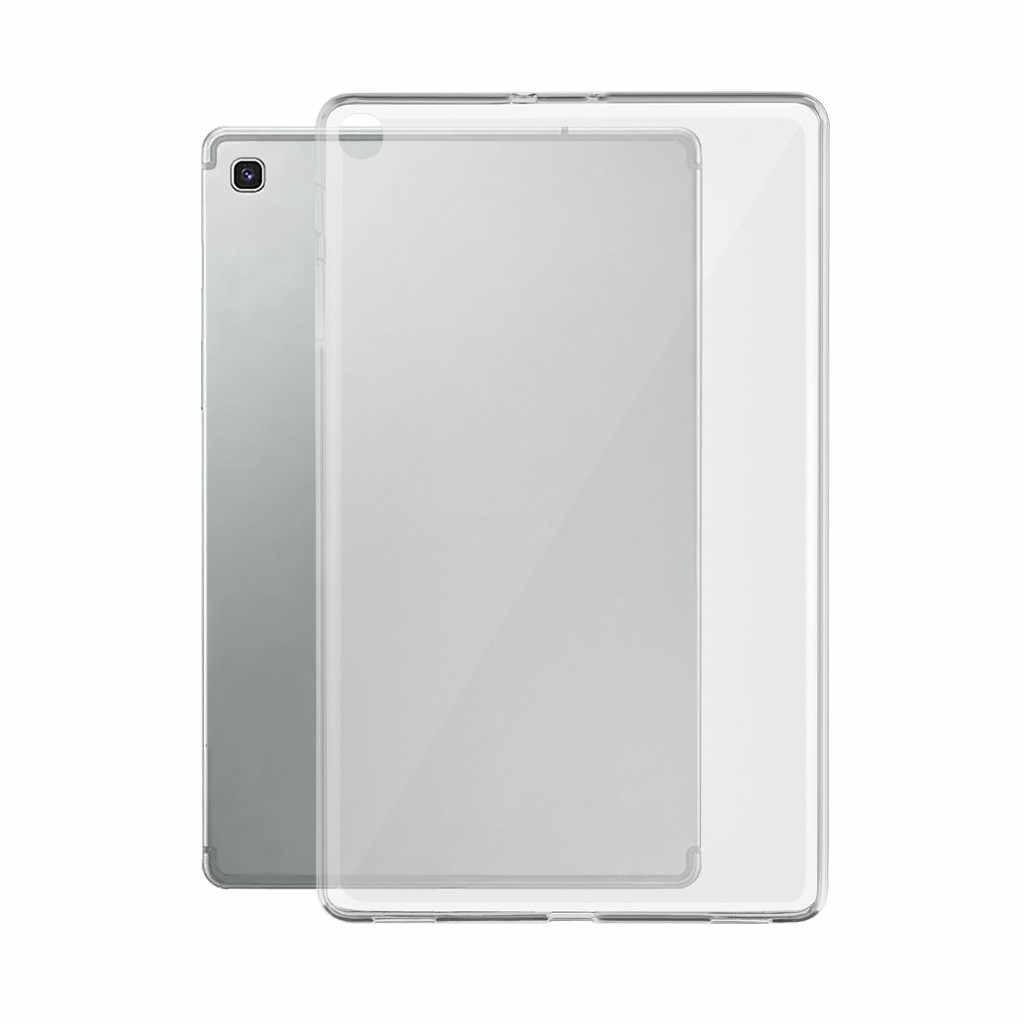 Silikon TPU Case untuk Samsung Galaxy Tab S5e 10.5 T720 T725 TPU Gel Silikon Penutup Case Matte DROP Kapal # PTN